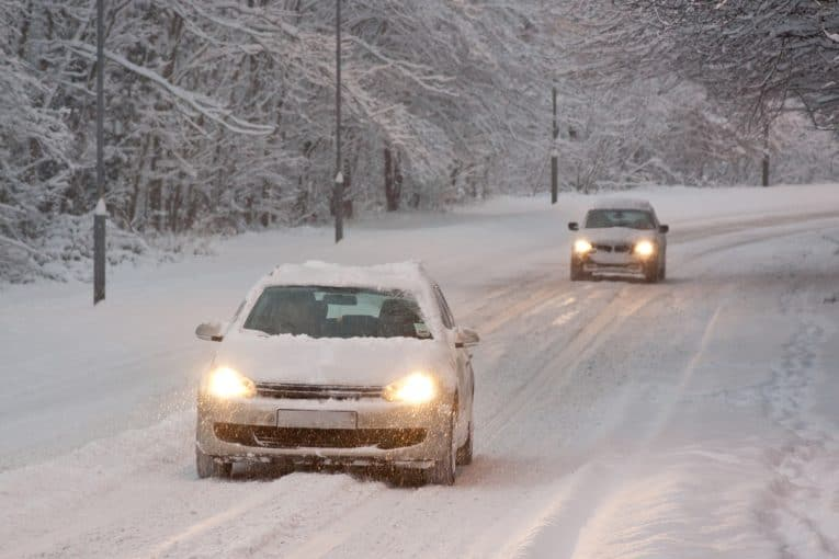 Edmonton winter driving safety tips - Edmonton Parking Guide