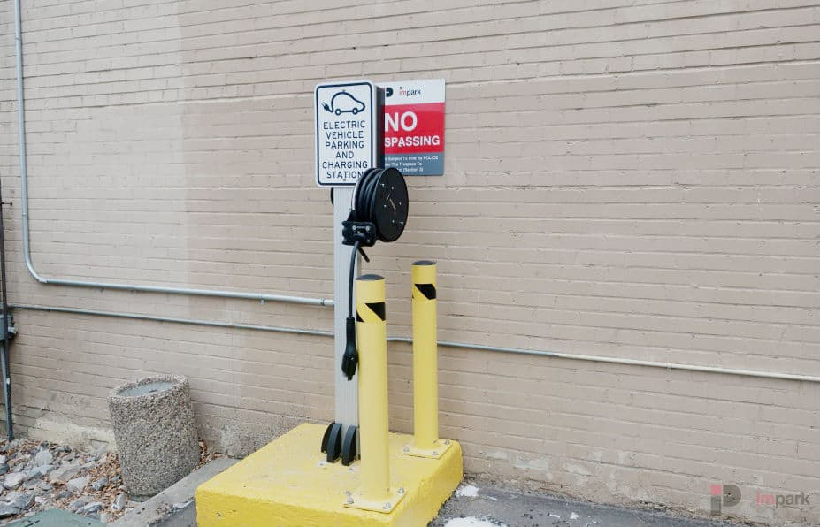 World Trade Centre Electric Charging Station Edmonton Parking Guide