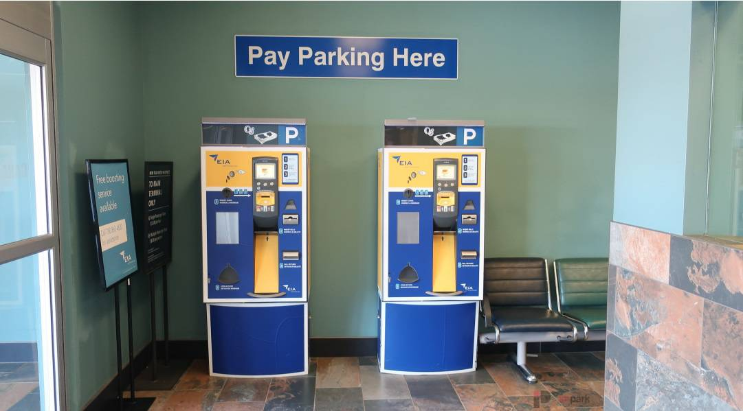 Canadian North Parking Pay Station Edmonton Parking Guide