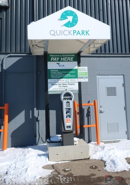 QuickPark North Pay Station Edmonton Parking Guide