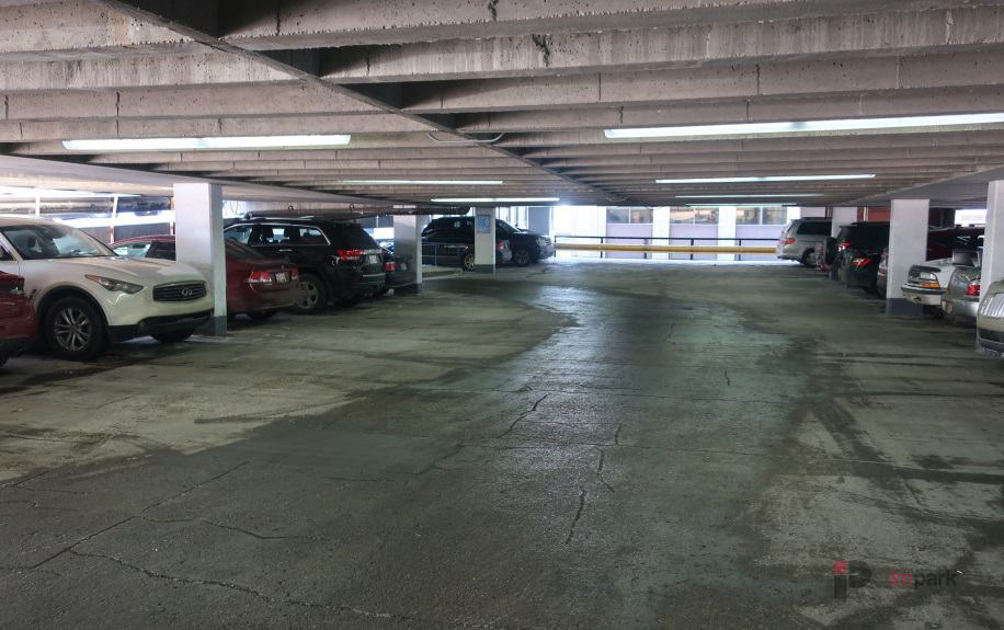 Rice Howard Parkade Stalls Edmonton Parking Guide
