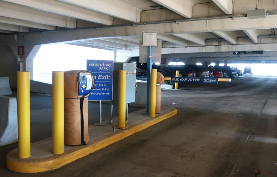 Easy Parkade Executive Park Edmonton Parking Guide