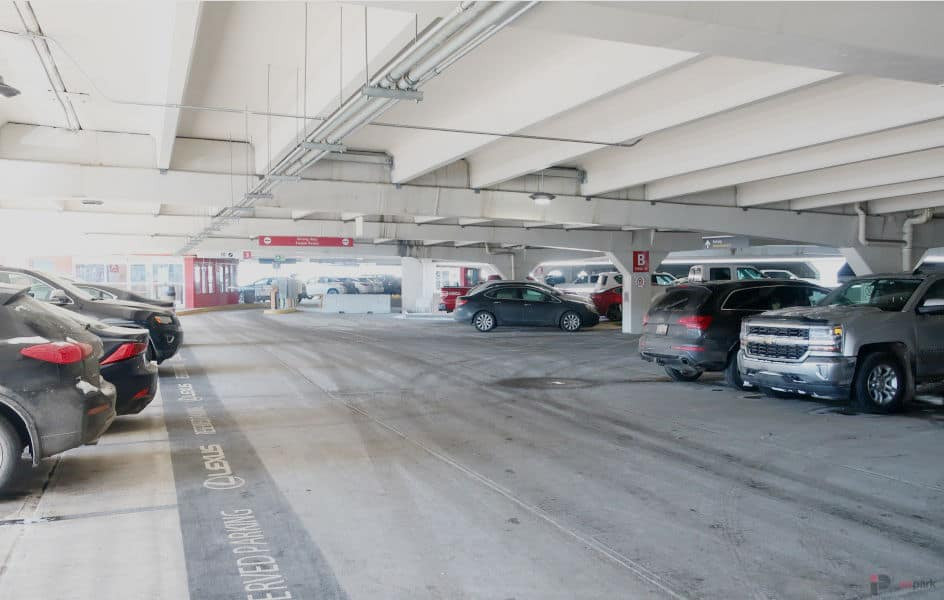 Easy Parkade Stalls 2 Edmonton Parking Guide