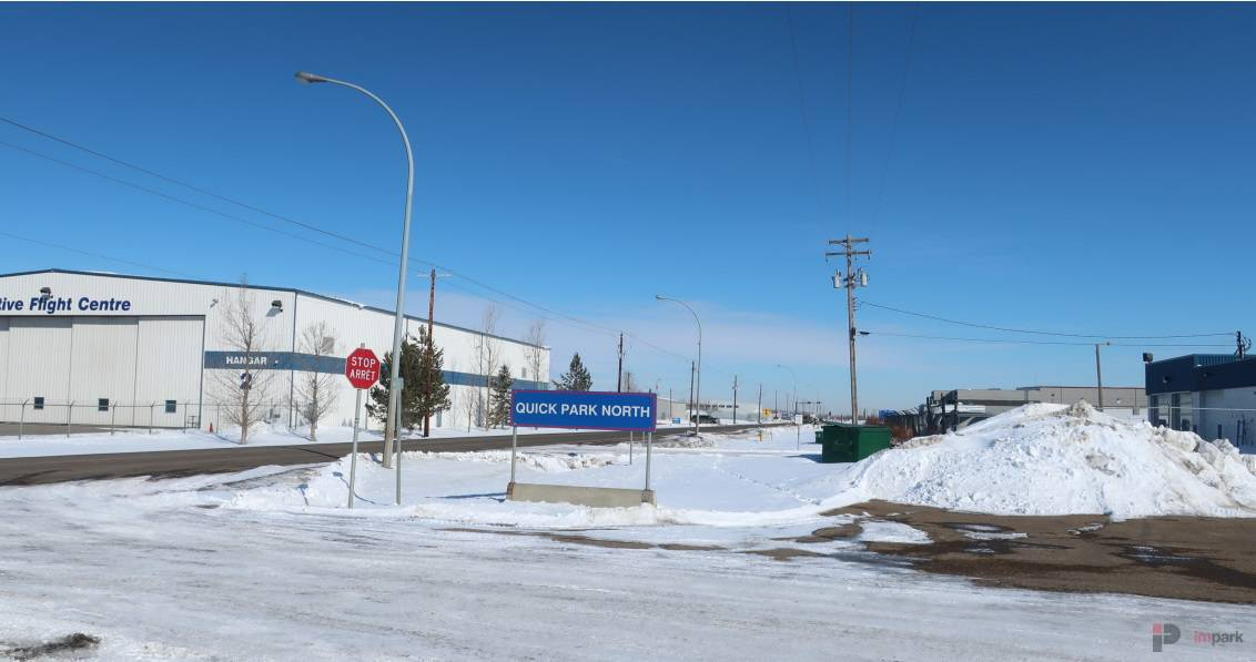 QuickPay North Surface Parking Lot Edmonton Parking Guide