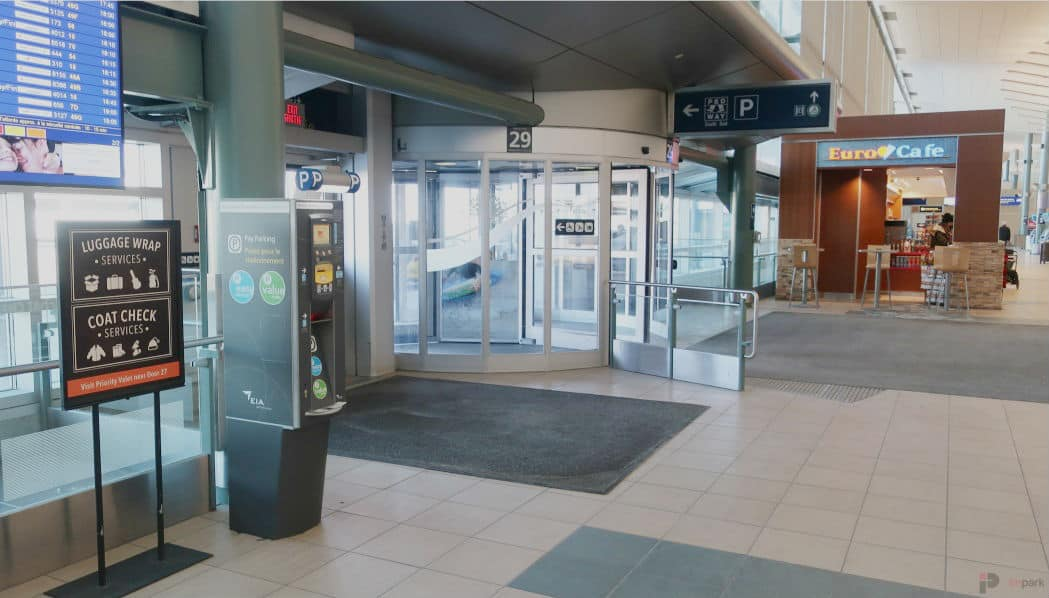 Value Park Pay Station 2 Edmonton Parking Guide