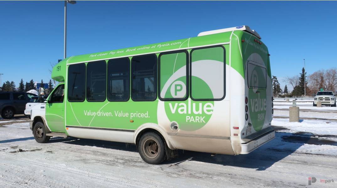 ValuePark Shuttle Edmonton Parking Guide
