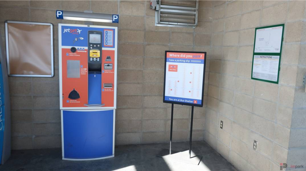 jetSet youPark Pay Station Edmonton Parking Guide