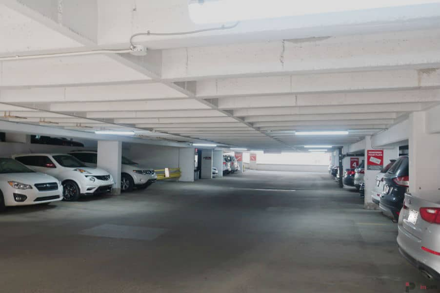 Skypark Parkade Stalls Edmonton Parking Guide