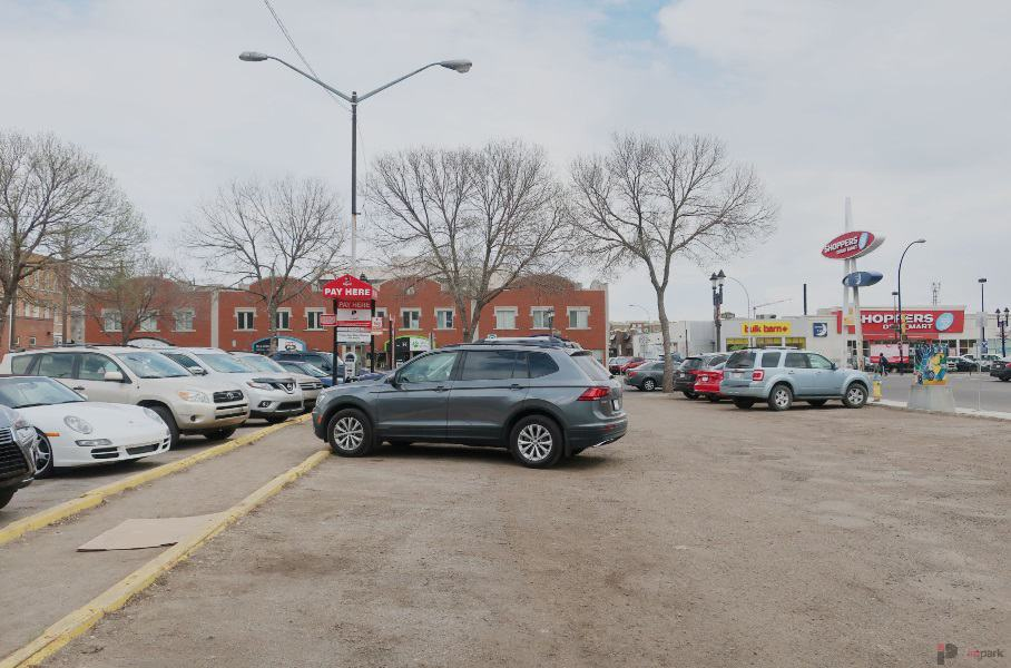 Army & Navy Surface Parking Lot Stalls Edmonton Parking Guide