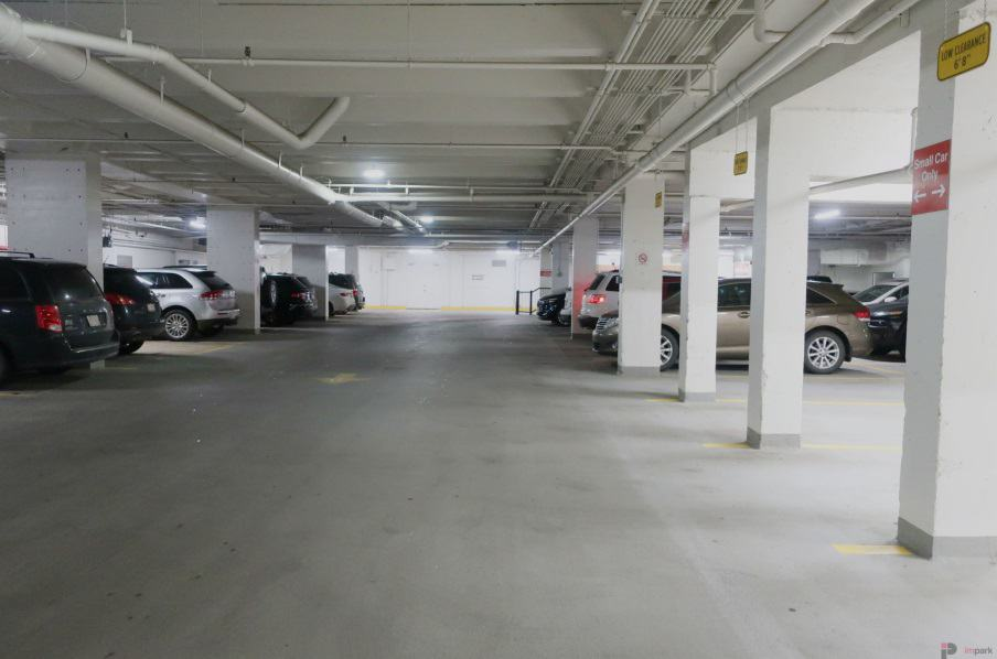 College Plaza Parkade Stalls Edmonton Parking Guide