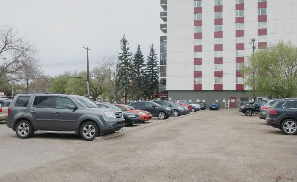 Edmonton Pride Parade 2018 Parking Lot 211 Edmonton Parking Guide