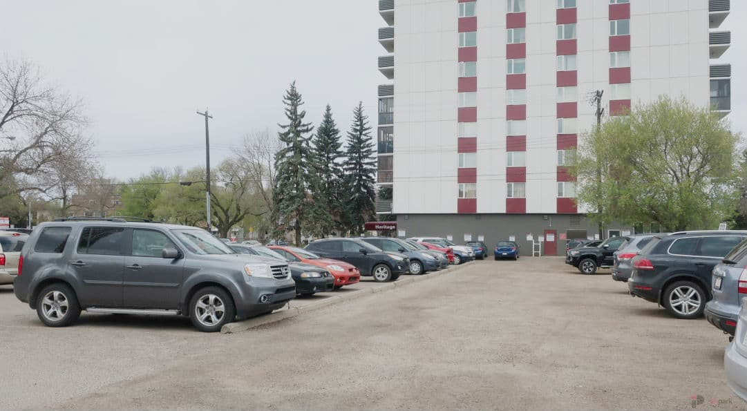 Old Strathcona Medical North Lot Stalls Edmonton Parking Guide