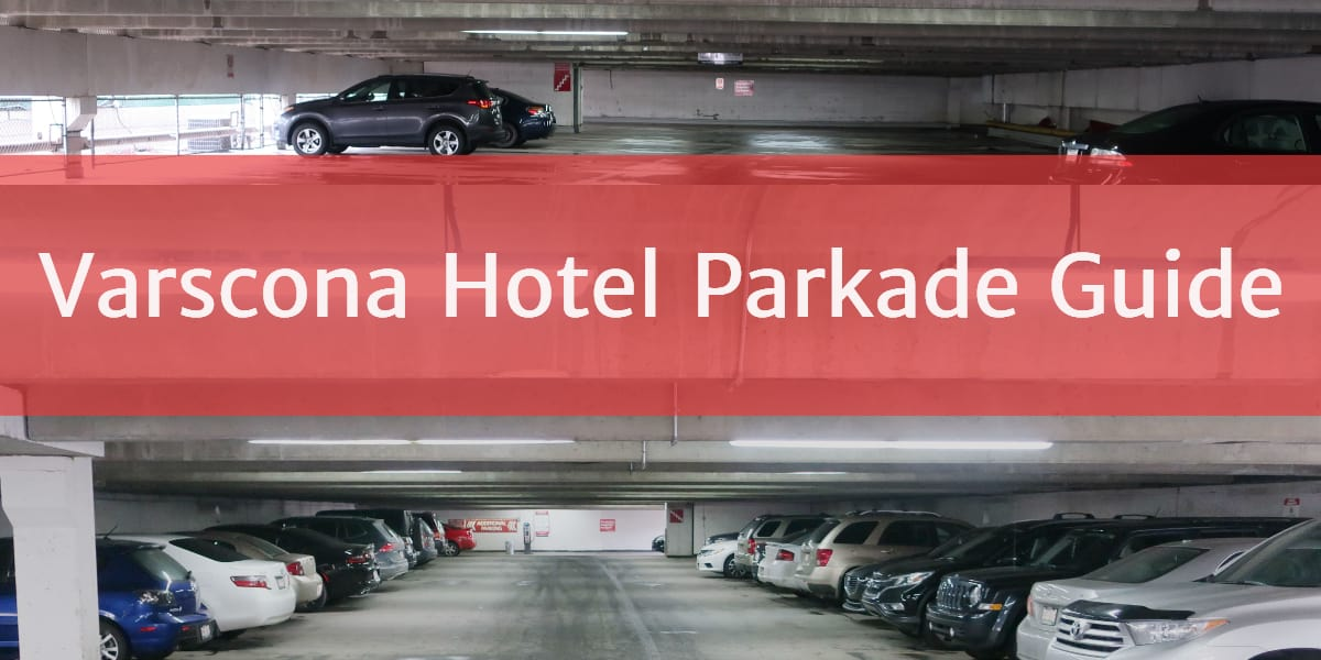 Varscona Parkade Header Photo Edmonton Parking Guide