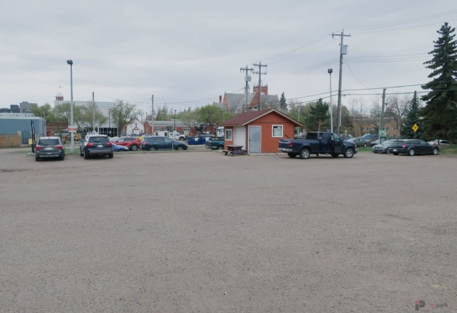 YESS Surface Parking Lot Stalls Edmonton Parking Guide