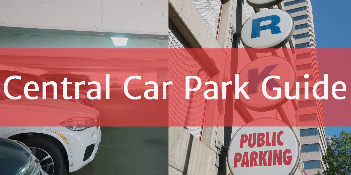 Central Car Park Header Edmonton Parking Guide