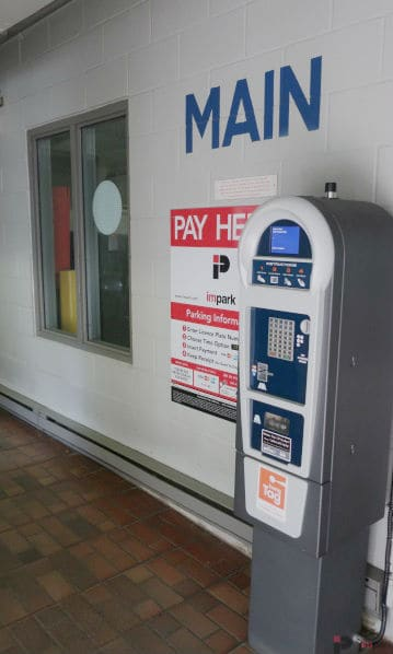 Central Car Park Pay Station Edmonton Parking Guide